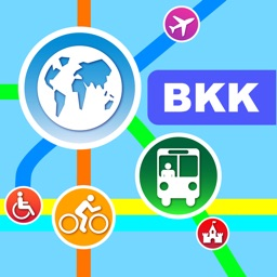 Bangkok City Maps - Discover BKK with MRT, Bus, and Travel Guides.