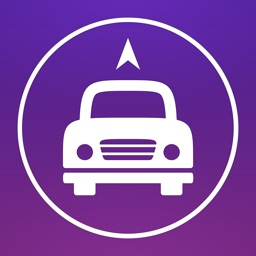 Parking Pin™ - Automatic GPS Parking Spot Tracker with Map & Meter