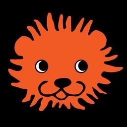 Laci és az oroszlán for iPhone