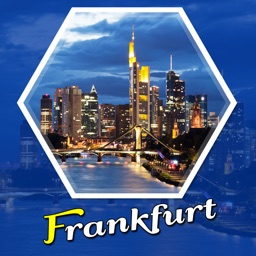 Frankfurt City Offline Travel Guide