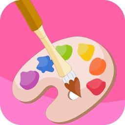 Art Legend Paint Game