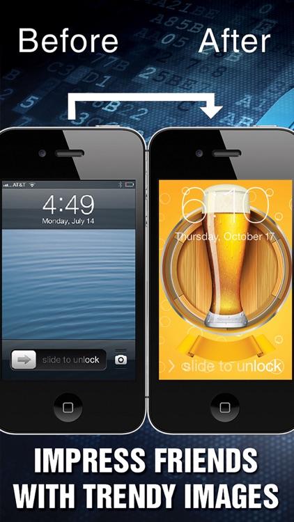 Best Lock Security: Phone Passcode screenshot-4