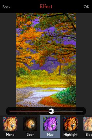 iFilter Free Photo and Camera Editor screenshot 3