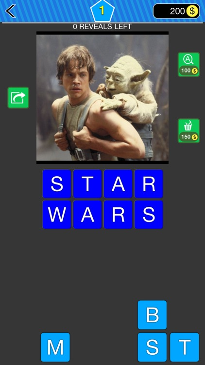 Guess the movie – Trivia Puzzle Game on Movies screenshot-4