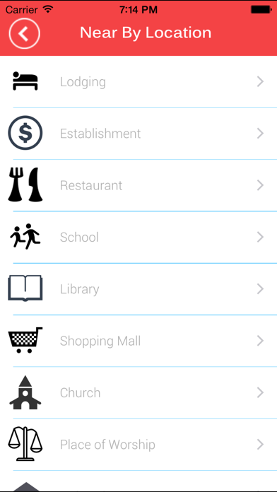 iLocal Maps : Local places,Navigation route, Street View, Public Transit Schedules screenshot two