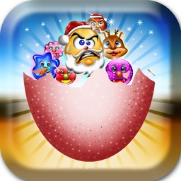 Merry Christmas Crazy Santa: Smash Santa With Reindeer & Snowman To Make Fun Out Of It-Funny Puzzle Game For Kids