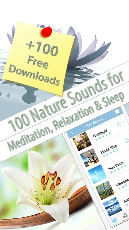 Relaxing Sounds Of Nature & SPA Music screenshot-4