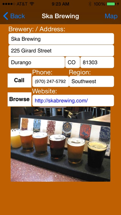 Colorado Brewery Finder screenshot-3