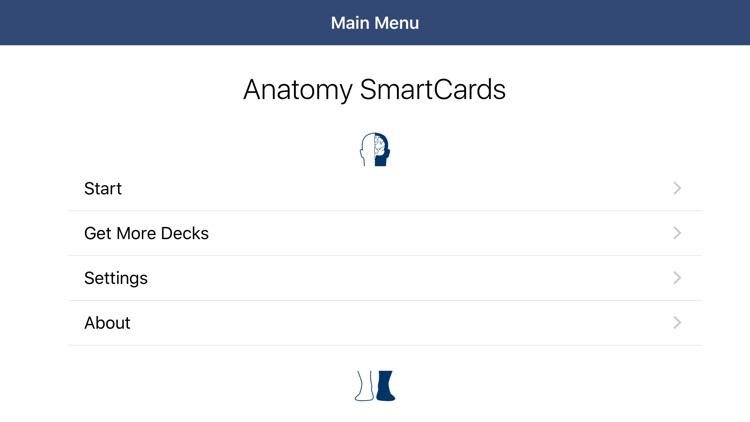 Anatomy SmartCards