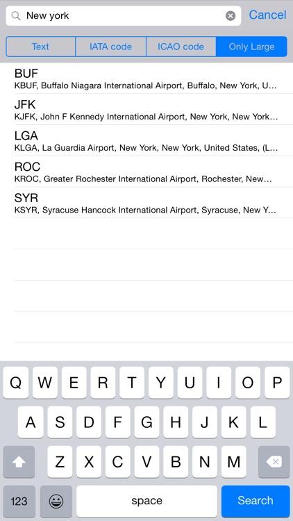 WorldAirport screenshot-3