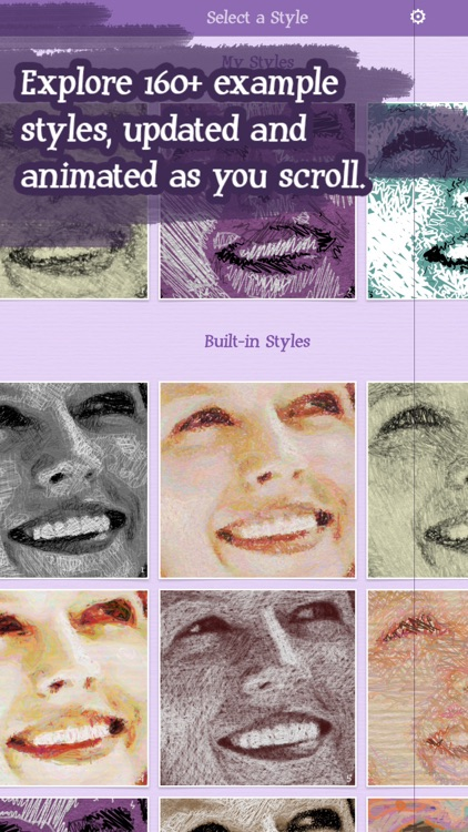SketchMee 2 - The Animated Sketch Filter