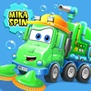 Mika 'Sweeper' Spin — street sweeper fun game for kids - iPhoneアプリ
