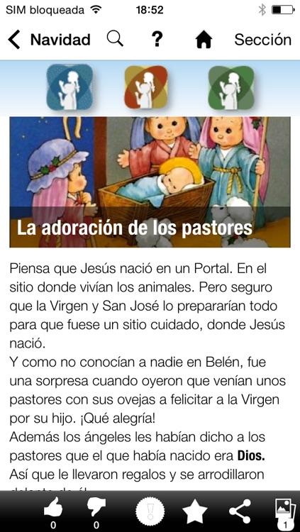 Hola Jesús! Rezar con los niños.