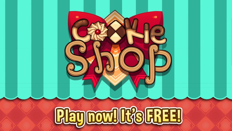 My Cookie Shop - The Sweet Candy and Chocolate Store Game screenshot-3