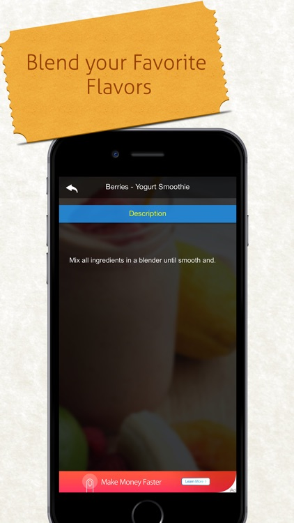 Smoothies Recipe screenshot-4