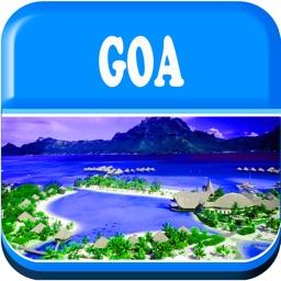 Goa City Offline Map Tourism Guide