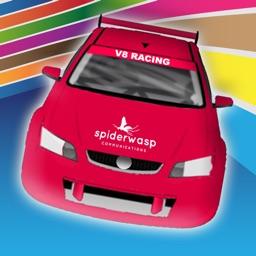 V8 Racing Car Game