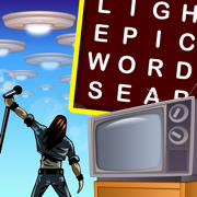 Epic Word Search Collection - five giant wordsearch puzzles!