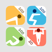 Workout Fitness Pack - 30 days strength challenge