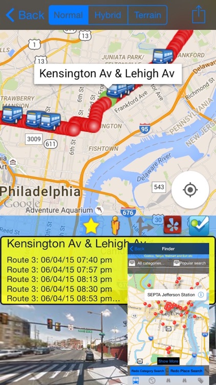 My Next Bus SEPTA Edition Pro  - Public Transportation Directions and Trip Planner