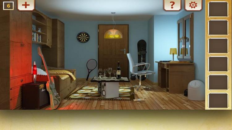 密室逃脫比賽系列1: 逃出100個神秘的房間 - 史上最難的密室逃脫遊戲 screenshot-4