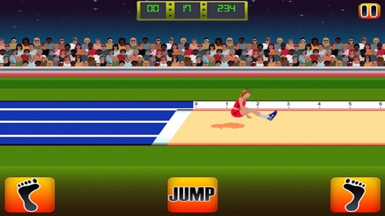 Jumping Champ : Long Jump Athlete screenshot-3