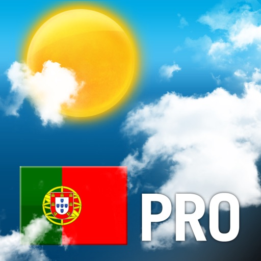 Weather for Portugal Pro