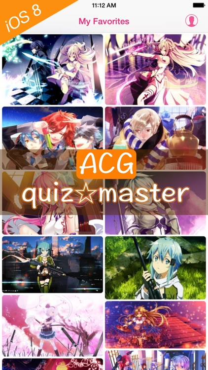 ACG Master - Quiz game and collect HD wallpapers of anime comics and game