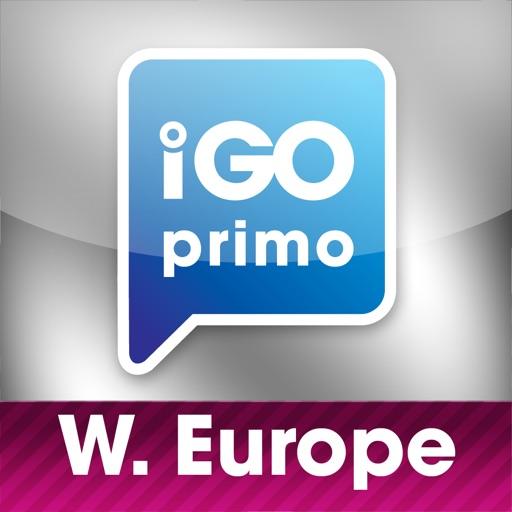 Western Europe - iGO primo app
