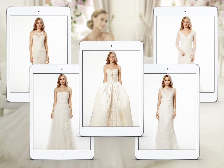 Wedding Dress and Gown Ideas for iPad screenshot-3
