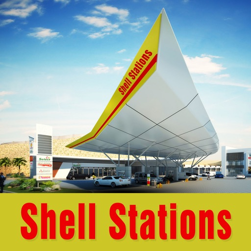 Best App for Shell Stations USA & Canada