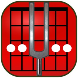 iJangle Guitar Chords Plus : Chord tools with fretboard scales & guitar tuner (Premium)