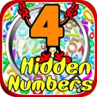 Hidden Numbers 100 in 1 icon