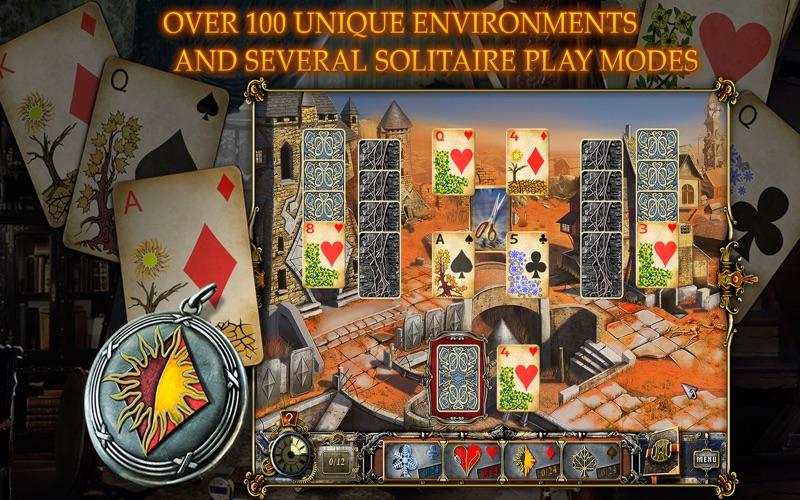 Solitaire Mystery: Four Seasons (Full) screenshot 2