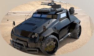 Armored Vehicles +