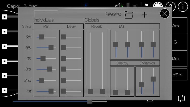 GuitarCapo screenshot-3