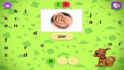 Spelletjes om kleuters te leren lezen screenshot two