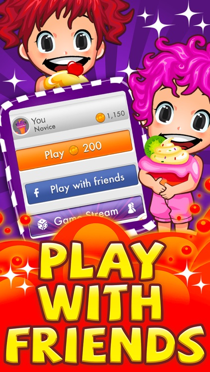 Candy Game - Match 3 Candies Puzzle For Children HD FREE screenshot-3