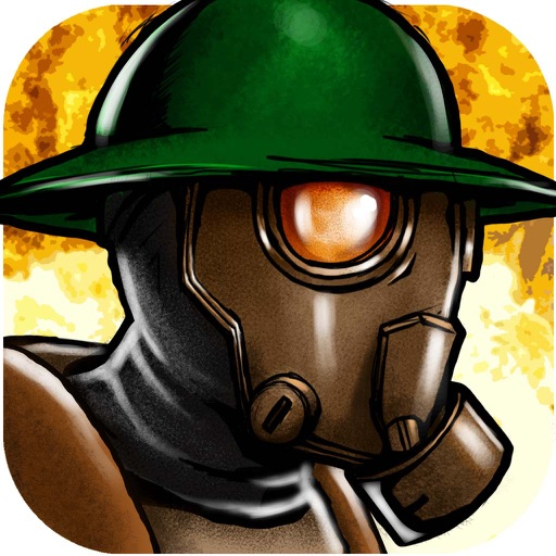 WW2 Army Of Warrior Nations - Military Strategy Battle Games For Kids Free
