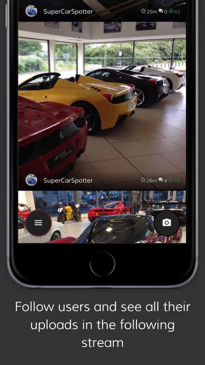 Car Spot - The Automotive Photo Community screenshot-3