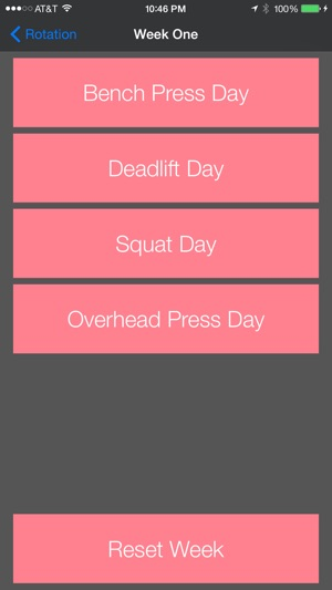 5/3/1 Workout Manager on the App Store
