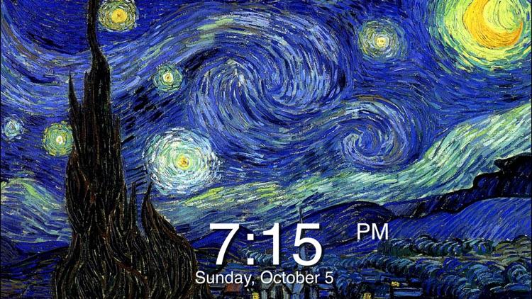Art Clock +