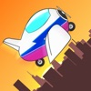 素晴らしい飛行機のレーシングチャレンジ - ゲーム無料アプリ車レースおもしろのバイク携帯運転手カーレーシング人気リアル大型トラッ