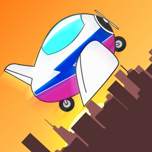 Awesome Air Plane Racing Challenge - cool jet flying action game