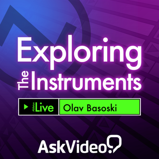AV for Live 9 104 - Exploring The Instruments