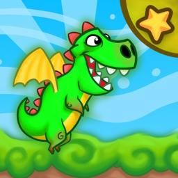 Splashy Dino