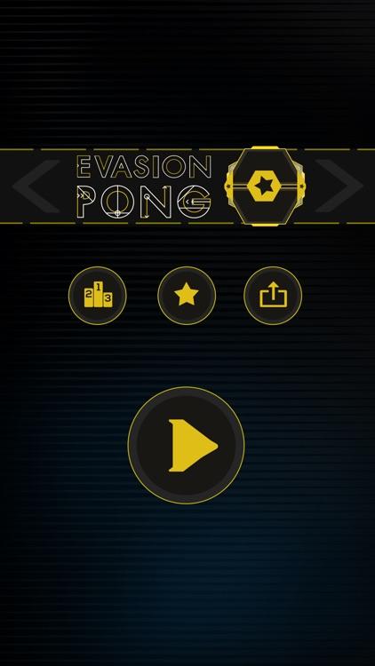 Evasion Pong