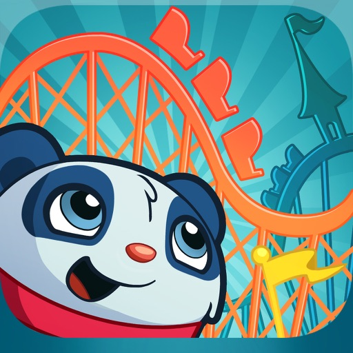 CosmoCamp: The Incredi-Ride! Storybook for Toddlers and Preschoolers
