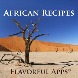 African Recipes from Flavorful Apps®