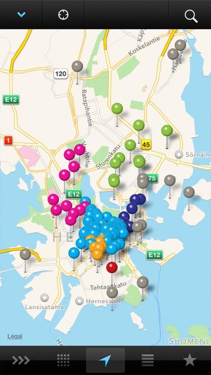 Helsinki: Wallpaper* City Guide screenshot-4